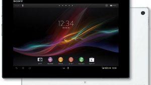 Sony Xperia Z: o tablet mais fino do mercado e à prova d'água 10