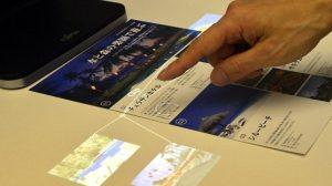 Laboratório japonês transforma mãos em mouse 18