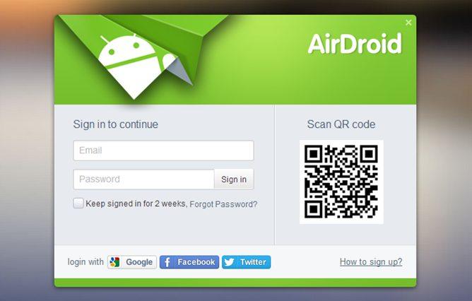 Nova versão do AirDroid chega à Play Store 3