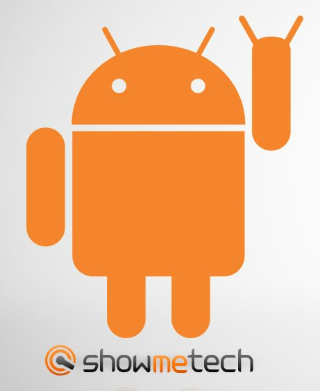 Showmetech Android Logo - Meus Apps Favoritos para o Android (Bruno Martinez)