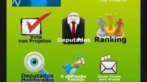 Captura de Tela 2013 06 24 às 17.58.06 - Aplicativo ajuda a monitorar Deputados Federais