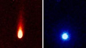 Captura de Tela 2013 07 24 às 10.52.56 - Cometa ISON lança poeira no espaço