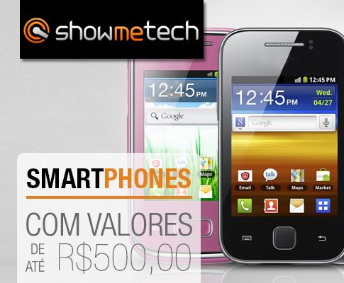 Especial de Natal: smartphones abaixo de R$ 500 6