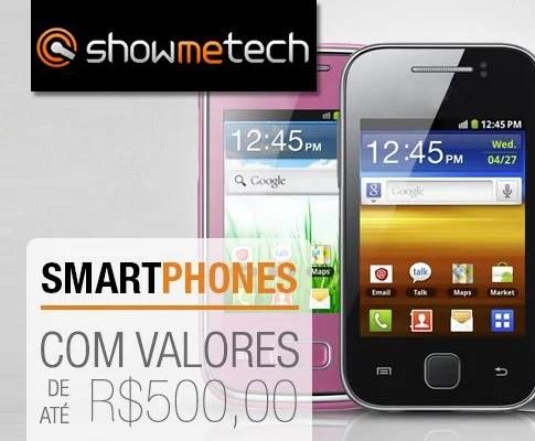 Especial de Natal: smartphones abaixo de R$ 500 5