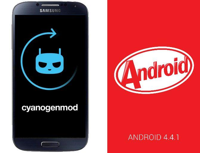 S4 i9505 CM11 KitKat Android 4.1.1 - Tutorial: instale a ROM CyanogenMOD 11 no Samsung Galaxy S4 (GT-i9505)