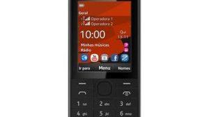Nokia 208 tem preço acessível e bateria que dura até 20 dias 4