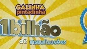 Captura de Tela 2014 02 04 às 17.44.06 - Galinha Pintadinha supera 1 bilhão de visualizações no YouTube