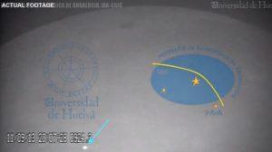 Astrônomo grava colisão entre asteroide e Lua 13
