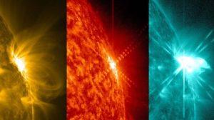 Observatório da NASA registra erupção solar 21