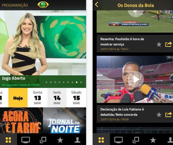 Band lança novo aplicativo com Segunda Tela 3