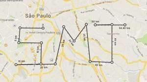 Google Maps SMT - Google Maps adiciona funcionalidade para calcular distâncias entre pontos customizados