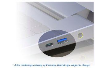 Novo USB, mais fino e reversível, está pronto para ser usado 4