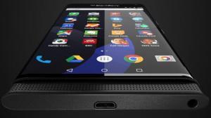 Vazaram imagens do suposto smartphone da BlackBerry com Android 8