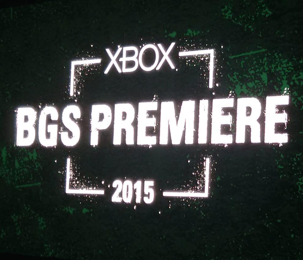 tela - BGS2015 - Microsoft traz novidades do XBox antes da Brasil Game Show