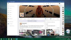 Acesso ao Facebook Beta para Windows 10 é liberado para todos os usuários 14