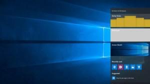 windows ink - Windows 10 Insider Preview é atualizado com novo Iniciar e Windows Ink