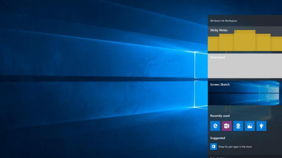 Windows 10 Insider Preview é atualizado com novo Iniciar e Windows Ink 6