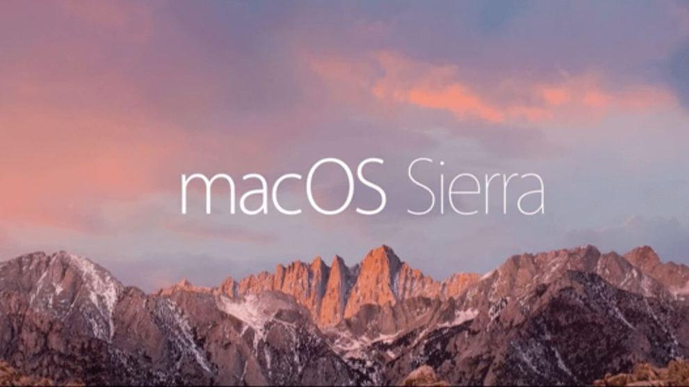 WWDC 2016: macOS Sierra é a novidade para os computadores da Apple 4