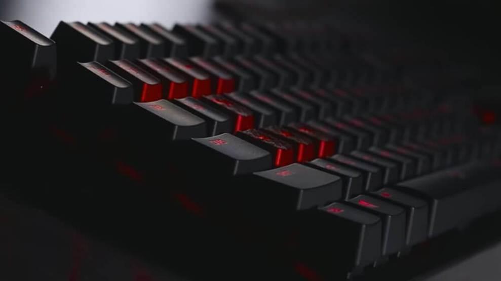 alloy fps1 - Review: Teclado mecânico HyperX Alloy FPS