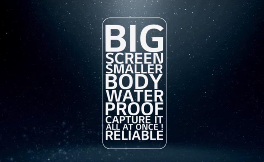 Teaser confirma nova interface do LG G6 e tamanho de 5.7 polegadas para a tela 5