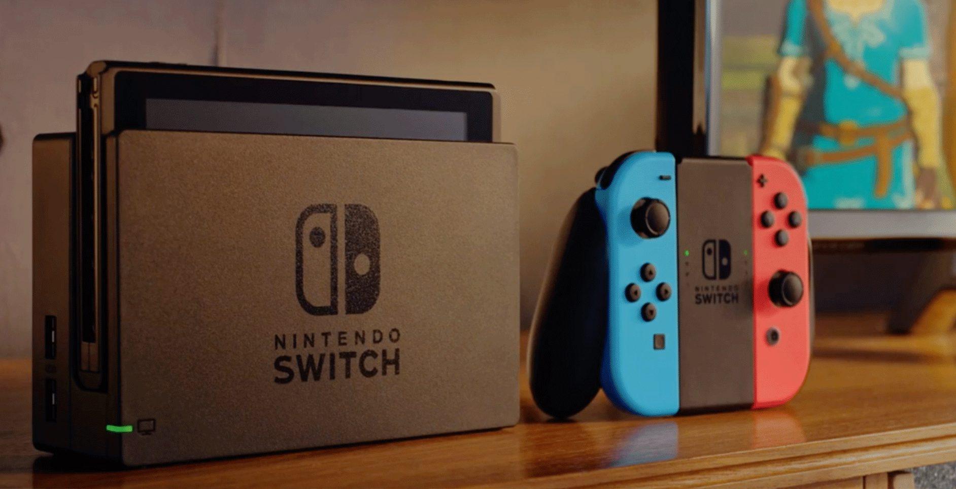 NINTENDO SWITCH - Review: Nintendo Switch é puro potencial