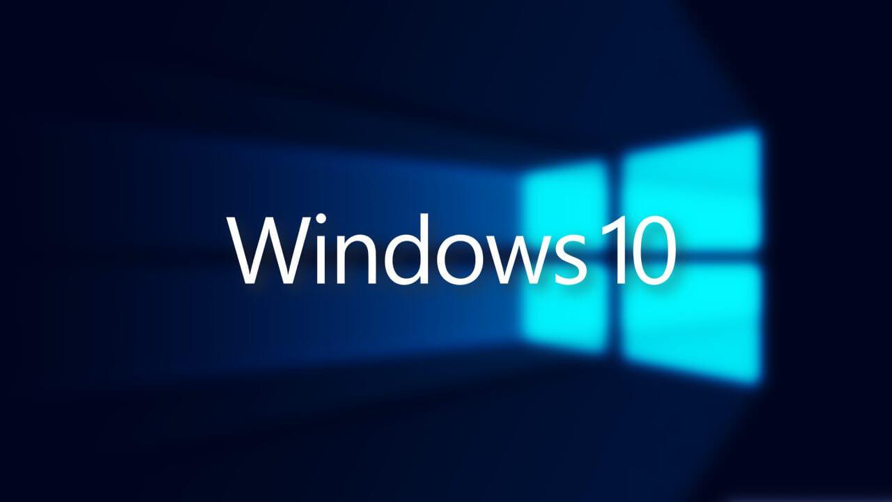 Windows 10 - Vitrine