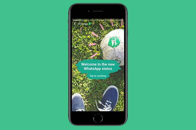 whatsapp stories - WhatsApp Status já tem mais usuários que o Snapchat Stories