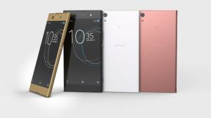 Sony começa a vender Xperia XA1 Ultra no Brasil