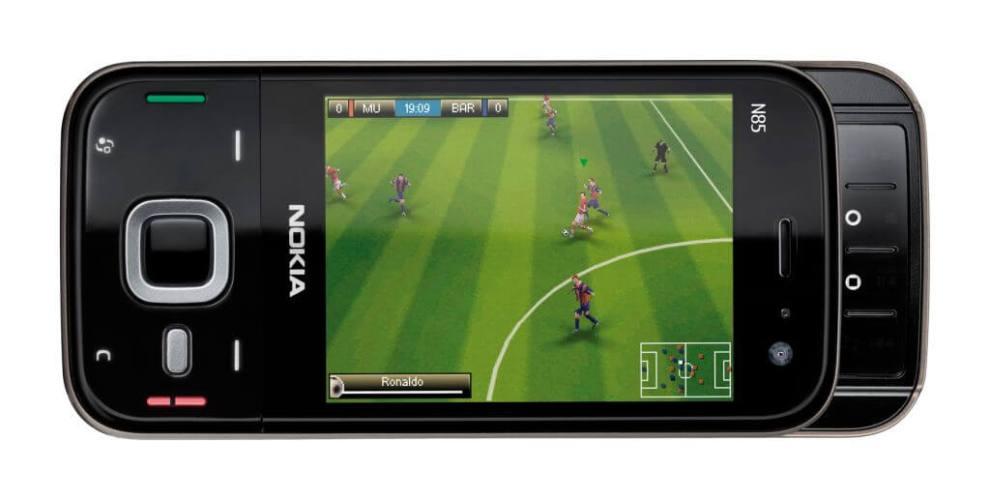nokia n85 03 - Nokia anuncia solução de TV digital para padrão brasileiro