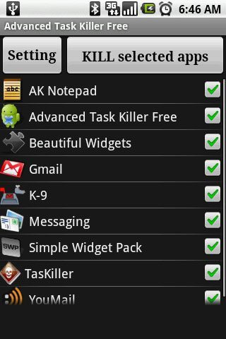 Advanced task killer process manager android download