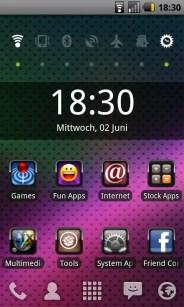 home - SwitchPro Widget para celulares Android