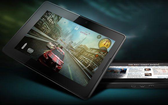 BlackBerry PlayBook 1 - Imagens do Playbook da RIM