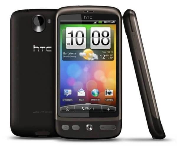 HTC Desire1 - Review: HTC Desire
