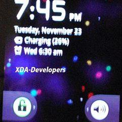 Samsung Google Nexus S  - Smartphone Nexus S: mais imagens, especificações e data de lançamento