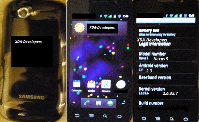 Samsung Google Nexus S 001