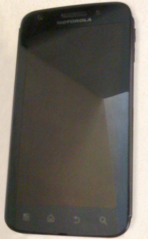 motoolympus motorola olympus - Vazou: imagens do novo Morotola Olympus (smartphone Dual Core!)