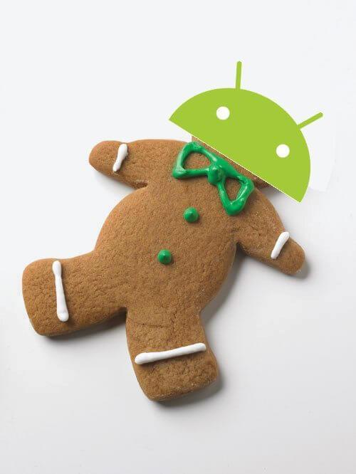 android gingerbread1 - Google libera a mais nova atualização para os Androids: Gingerbread 2.3