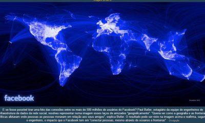 facebook - Facebook: um mundo conectado (Gráfico)