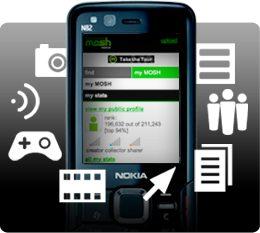 download mosh nokia phone apps - Lista de Aplicativos para smartphones Nokia e Symbian - Janeiro 2011