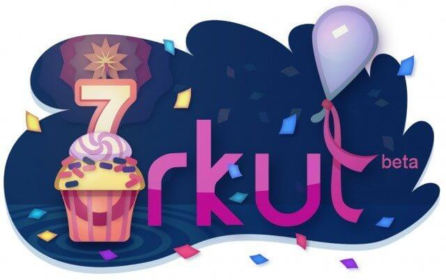 orkut 7anos e1295894374662 - Orkut apresenta seu novo layout para 2011