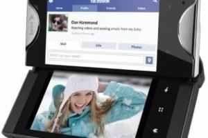 Kyocera Echo 50156 1 - Kyocera Echo: duas telas em um único smartphone