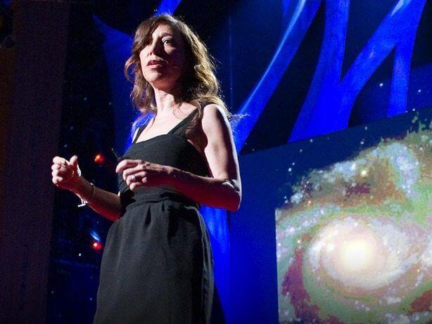 Janna Levin Janna Levin TED Universe - Vídeo: o SOM do Universo