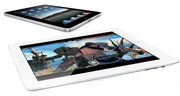 ipad vs ipad 2 - iPad 2: vale a pena trocar seu iPad antigo por ele?