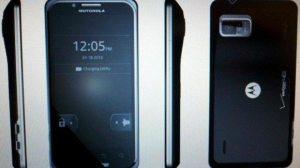 Vazam imagens do Motorola Milestone 3, Droid X2 e Motorola Targa 12
