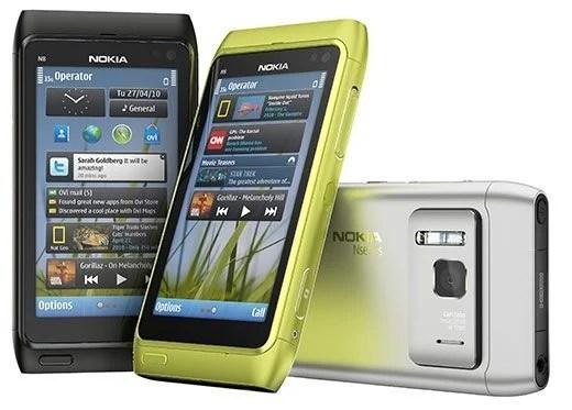 nokia n8 01 - Review: smartphone Nokia N8
