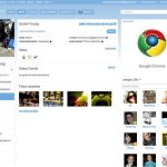 orkut 3col profile pt - Orkut apresenta seu novo layout para 2011