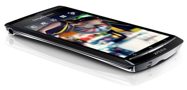 sony ericsson xperia arc - Sony Ericsson Xperia Arc: fotos do aparelho