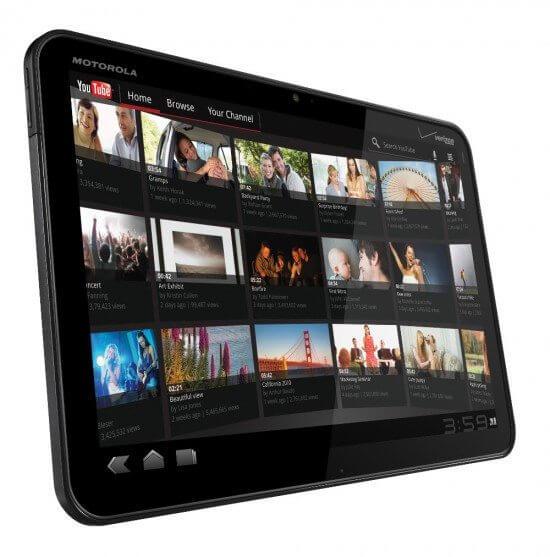 Motorola Xoom 550x557 - Motorola XOOM ganha atualização 4.0.3 (não oficial)