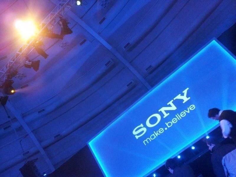 Sony World 2011 e1308186723260 - Começa o evento da Sony!