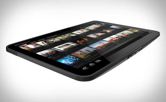 motorola xoom xl - Review completo: Motorola XOOM WiFi e 3G (vs. iPad 2):